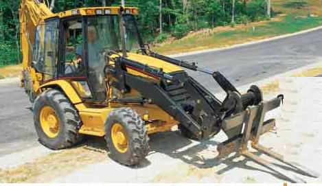 Forklift Gibi Kullanılması